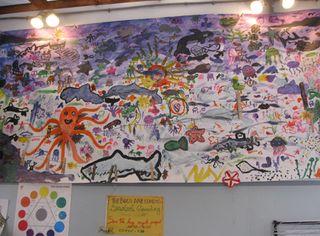 Class-Mural