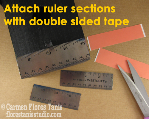 5-Attach-metal-sections-with-tape