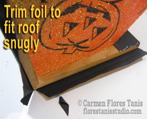 8-Trim roof