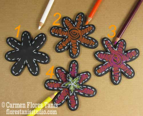 Chalkboard-Flower-Pot-Bouquet-by-Carmen-Flores-Tanis-3