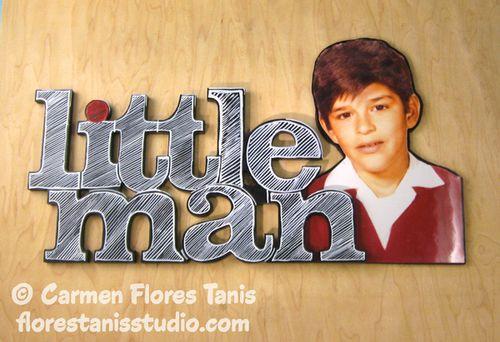 Little-Man-Plaque-by-Carmen-Flores-Tanis-Main