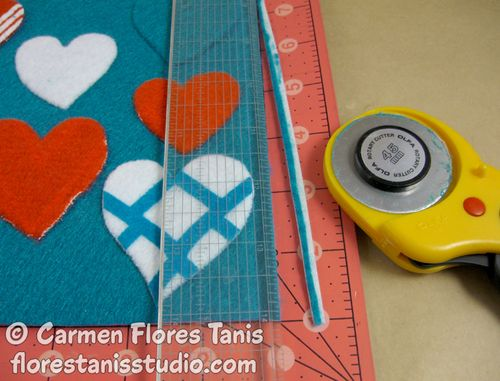 Buttoned-Up-and-Heart-Felt-Framed-Panel-by-Carmen-Flores-Tanis-Step-Out-5