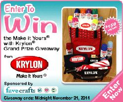 Krylon contest