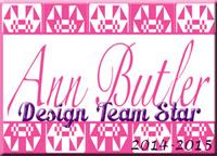 Ann Butler Design's Design Team Star!