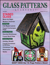 Glass Patterns Quarterly Fall 2013