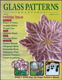 Glass Patterns Quarterly Fall 2015