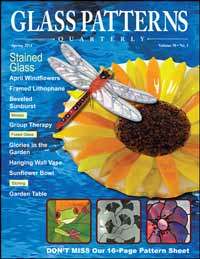 Glass Patterns Quarterly Spring 2014