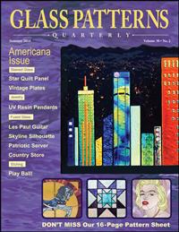 Glass Patterns Quarterly Summer 2014