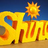Carved Sunshiney Sign